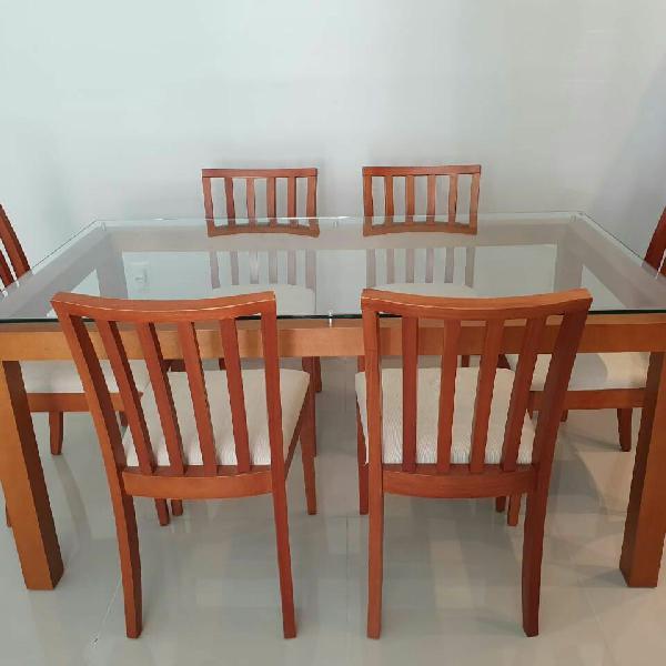 Mesa de jantar tok stok