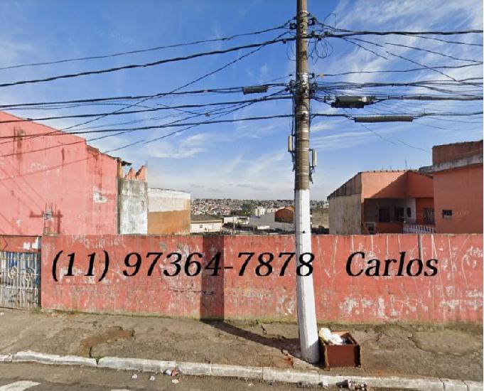 Terreno 510 m² otima localização