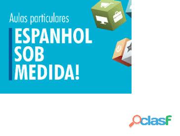 Idioma Espanhol (professor NATIVO aulas online)