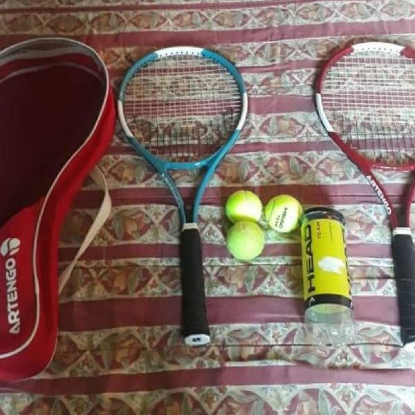 Kit raquetes tênis