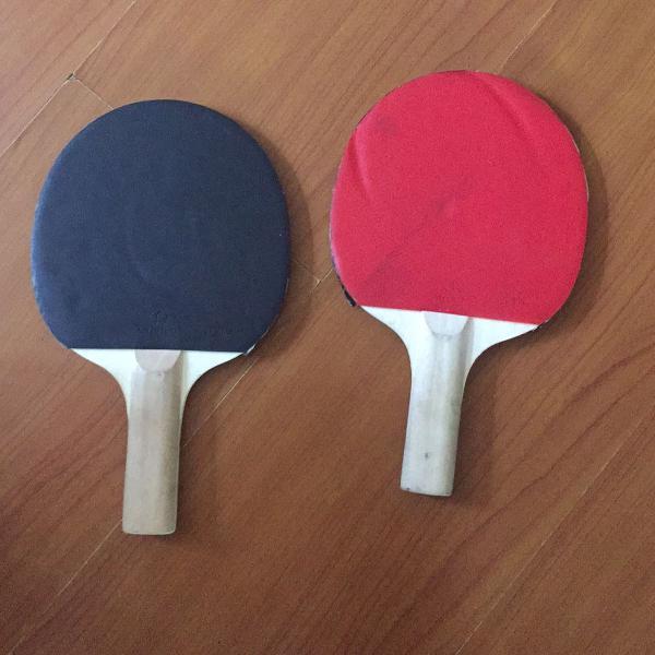Raquete de ping pong