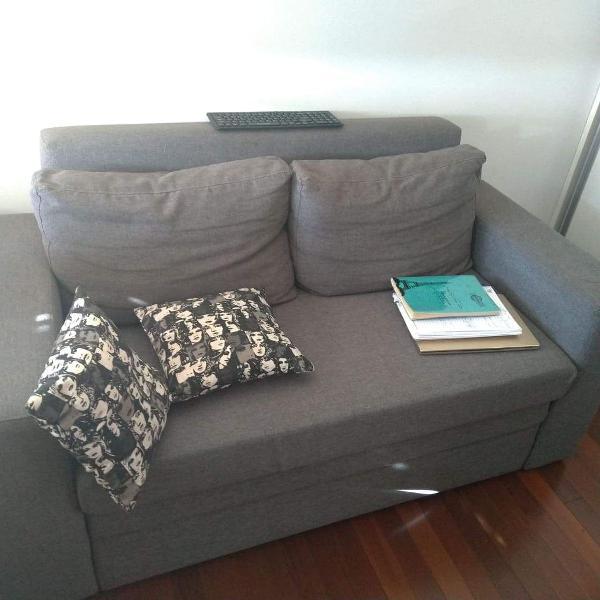 Sofá cama estiloso