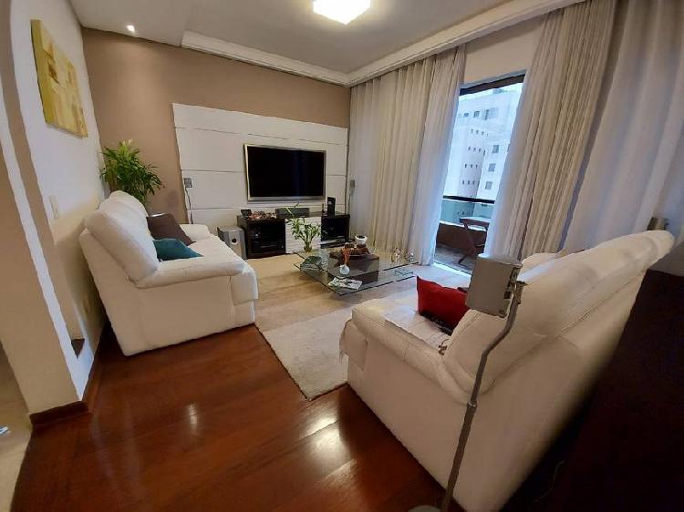 Apartamento bairro santo antônio - 161m² - 03 dorms/ suite