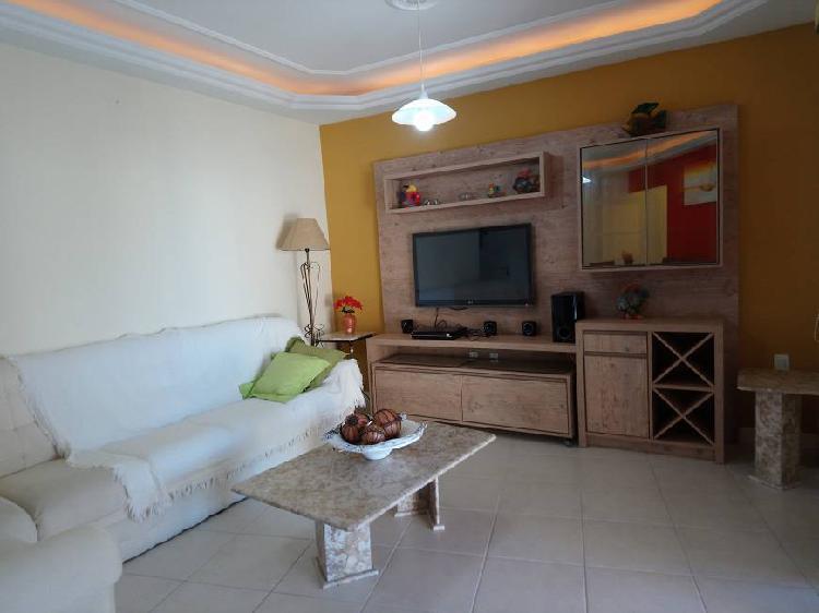 Apartamento para venda mobiliado, 132m² com 3 quartos sendo