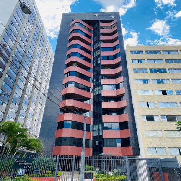 Apartamento para venda c/ 194 m2 privativos, 4 quartos ( 2