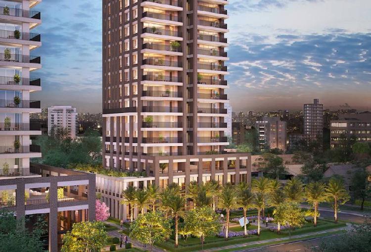 Apartamento para venda de 191 m com 3 suítes 3 vagas