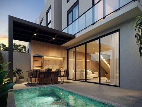 Casa a venda condomínio fechado 3 e 4 dormitórios, suíte,