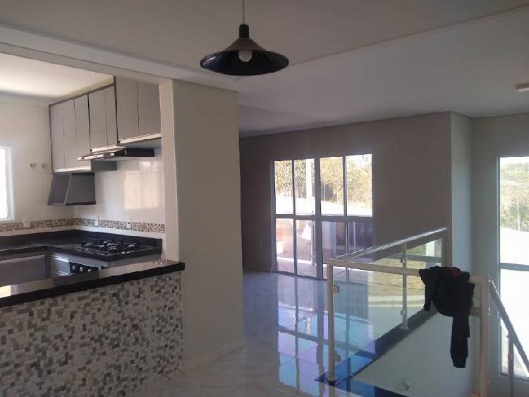 Casa no condomínio villagio milano a venda com 175 m2 com 3