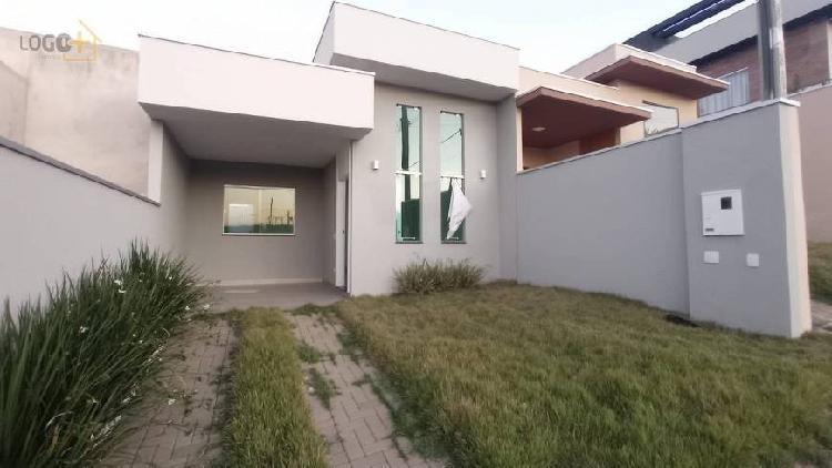 Londrina - casa de condomínio - jardim ecoville i