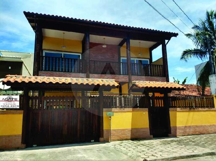 Niterói - casa de condomínio - itaipu