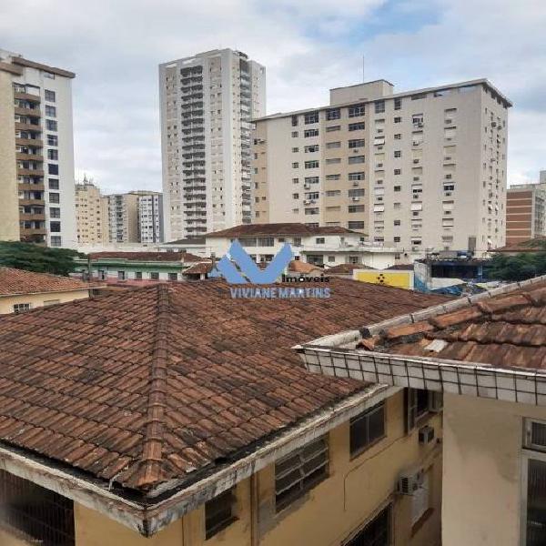 Santos - apartamento padrão - embaré