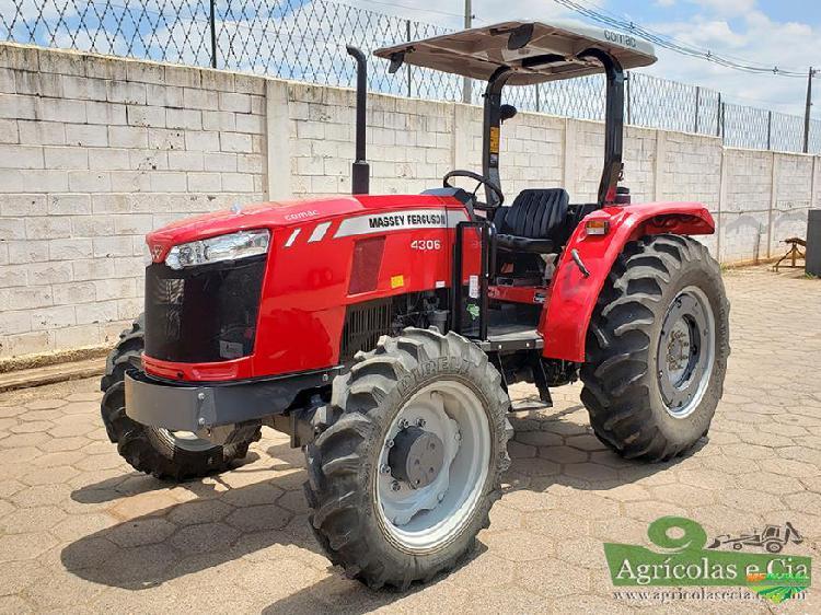 Trator Outros Massey Ferguson 4x4 ano 20