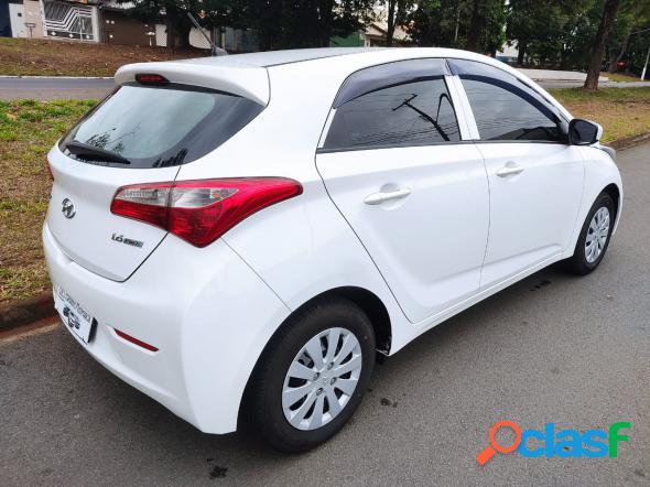 Hyundai hb20 c.c.plusc.style 1.6 flex 16v mec. branco 2013 1.6 flex