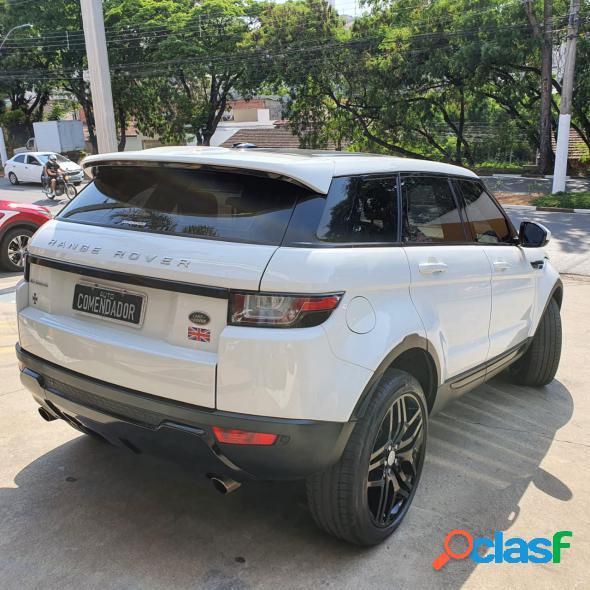 Land rover range r.evoque si4 se 2.0 aut.5pflex branco 2016 2.0 gasolina