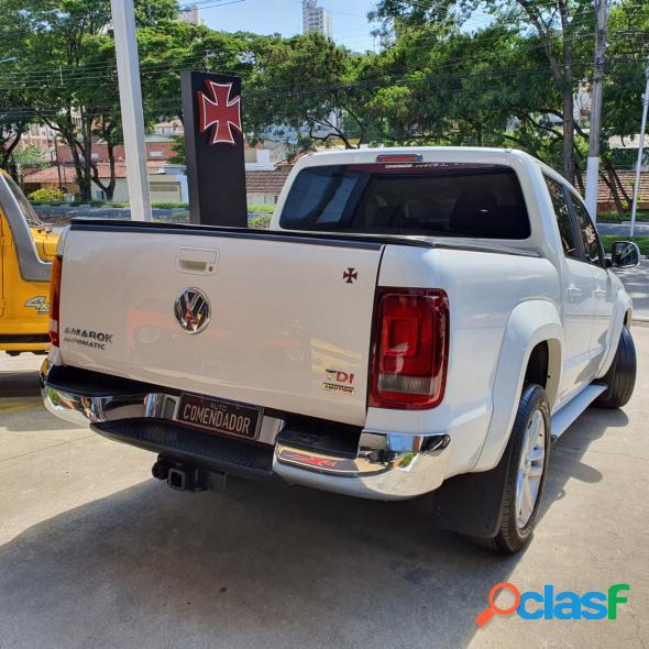 Volkswagen amarok hig.ultimate cd 2.0 4x4 dies. aut branco 2016 2.0 diesel