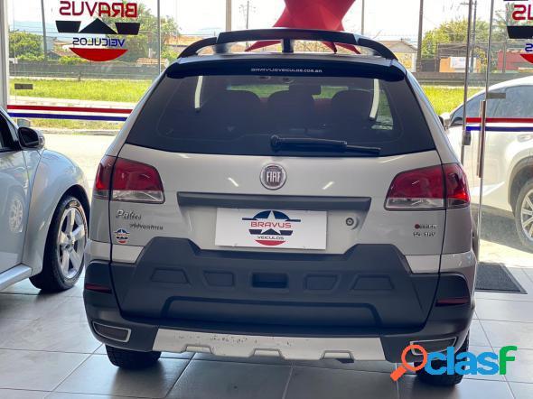 Fiat palio week. advadv tryon 1.8 mpi flex prata 2011 1.8 flex