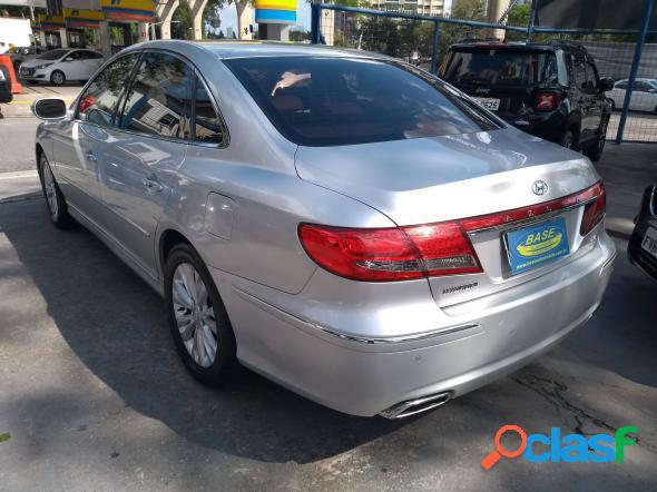 Hyundai azera gls 3.3 v6 24v 4p aut. prata 2011 3.3 gasolina