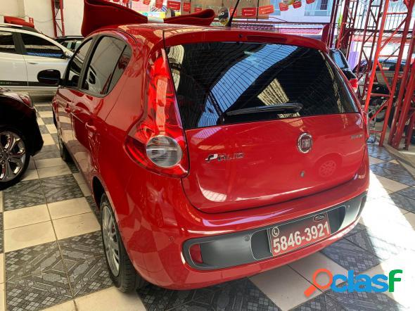 FIAT PALIO ATTRACTIVE 1.0 EVO FIRE FLEX 8V 5P VERMELHO 2014 1.0 FLEX 3