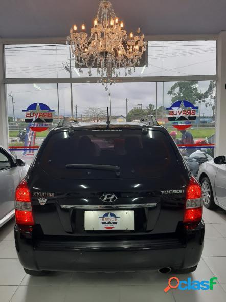 Hyundai tucson 2.0 16v aut. preto 2012 2.0 gasolina