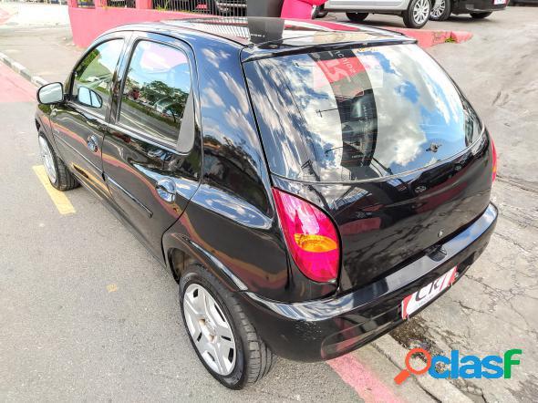 Chevrolet celta life 1.0 mpfi vhc 8v 5p preto 2005 1.0 gasolina