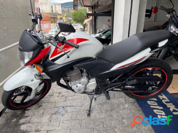 Honda cb 300r edicao limitada branco 2012 300 gasolina
