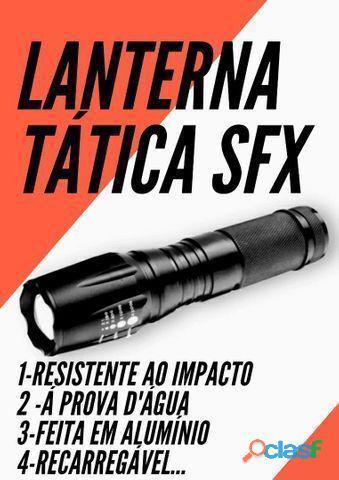 Lanterna sfx: a lanterna mais utilizada no mundo