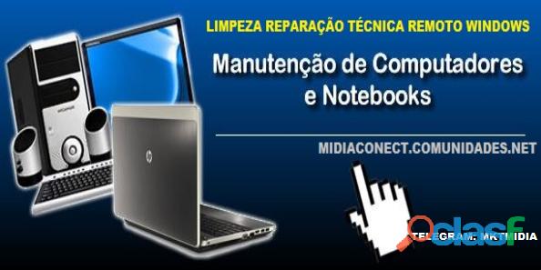 Assistência Técnica Informática Remoto 1