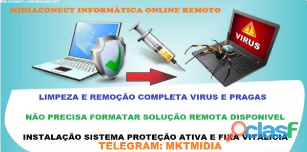 Assistência Técnica Informática Remoto 2
