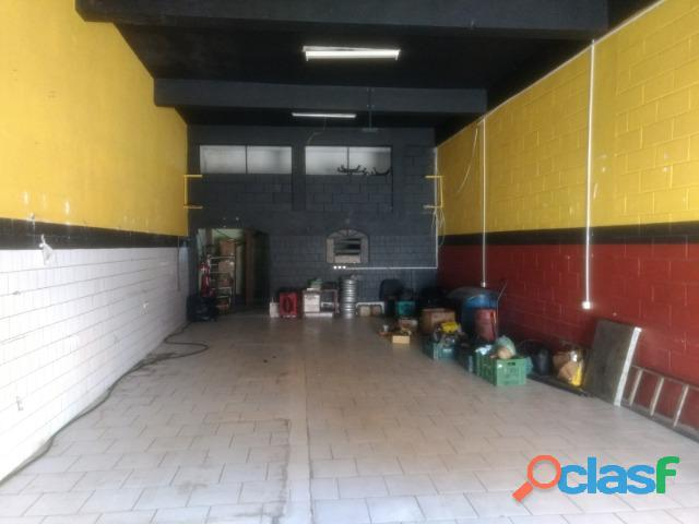 Salão comercial 223 m² em santo andré   vila luzita.
