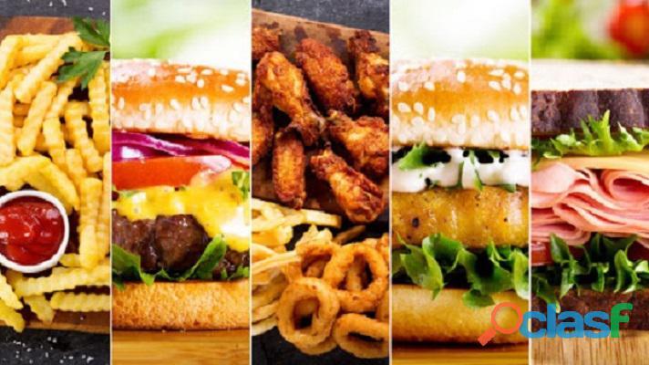 Franquia de fast food com alta rentabilidade em são paulo   zona leste.