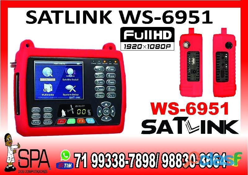 Satlink 6951 novo na caixa