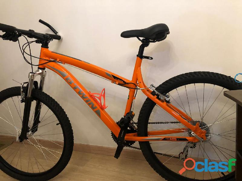 Bicicleta btt rockrider 340   aro 26
