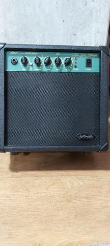 Amplificador de guitarra stagg 10 ga usa 10 watts rms