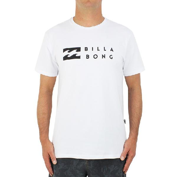 Camiseta billabong united lf branca - surf alive