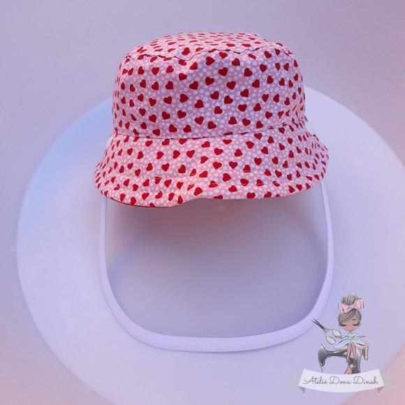 Chapéu protetor baby