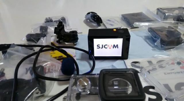 Câmera de ação sj 4000