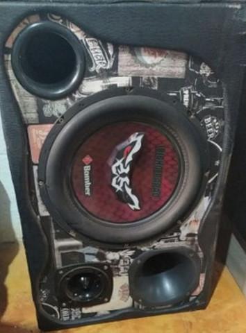 Cx trio + aparelho pioneer