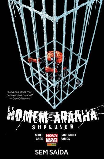 Homem-aranha superior | sem saída