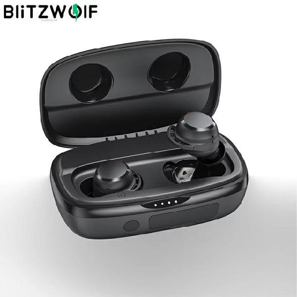 Lacrado/leia descrição] fone de ouvido blitzwolf bw-fye3