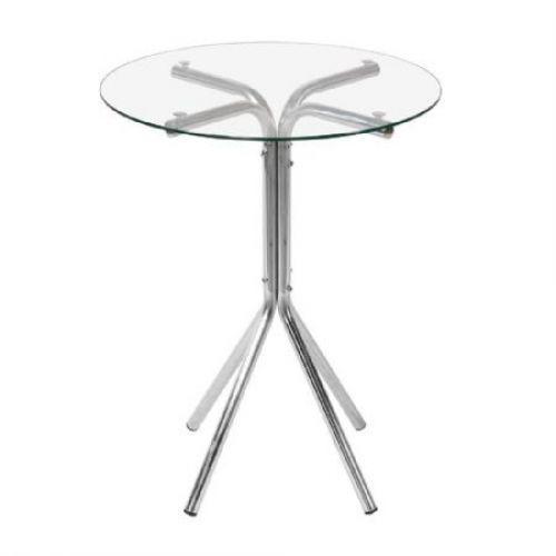 Mesa de vidro alegro m221, alum/u00ednio