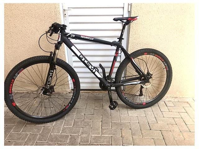 Mountain bike gts m1 advanced 29er