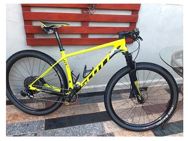 Mountain bike scott scale 900 rc 2019