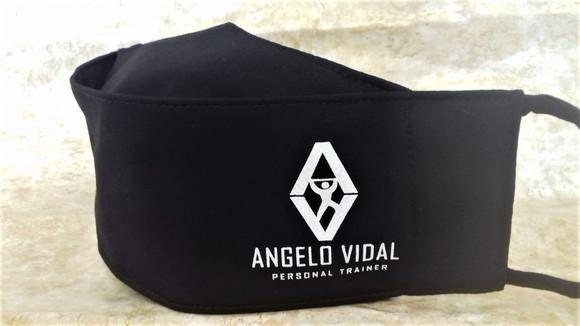 Máscara de proteção 3d personalizada