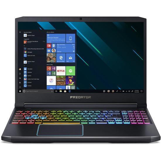 "Notebook gamer acer predator helios 300 ph315-53-72xd 15.6"""