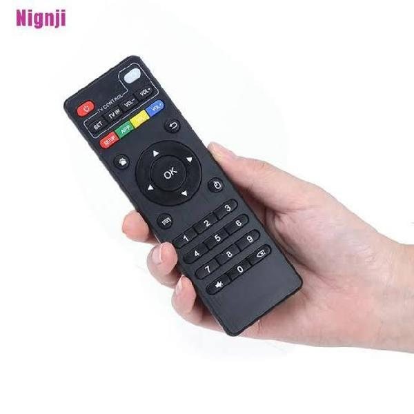 Oferta, somente essa semana, controle remoto tv box 4k!