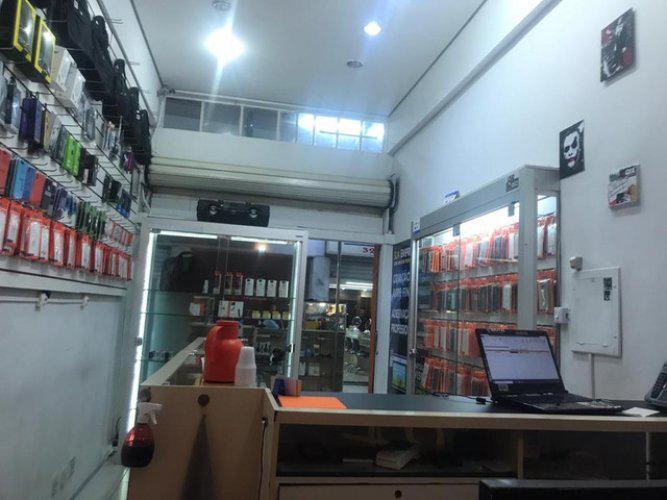 Passo ponto loja de acessórios e assistência técnica no