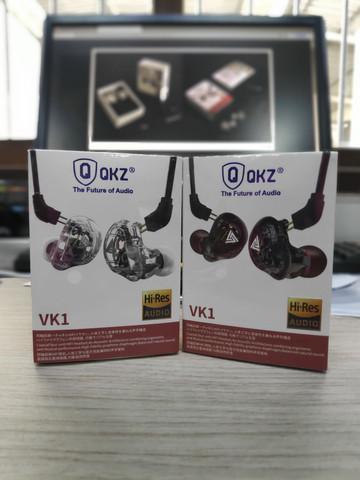 Qkz vk1 fone de retorno profissional