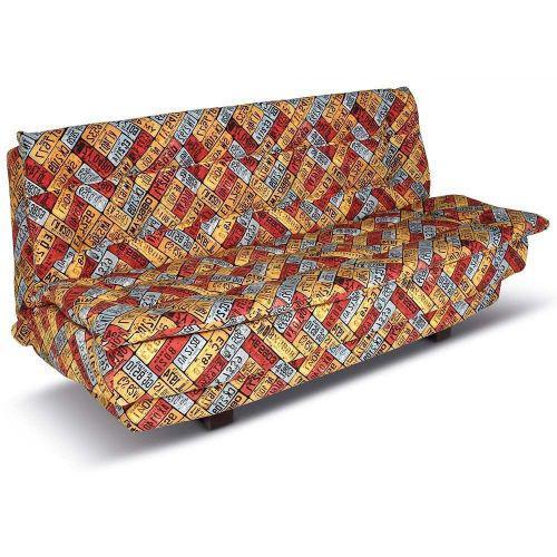 Sof/u00e1 cama elegance encosto reclin/u00e1vel p/u00e9s mdf