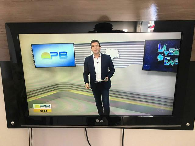 Tv lcd lg 32(ler anúncio)