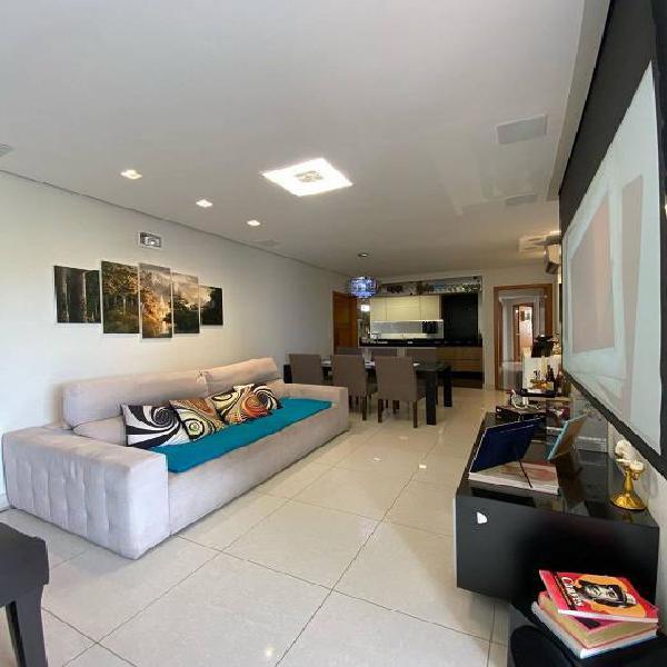 Apartamento 4 quartos (125 m) com móveis planejados, sala